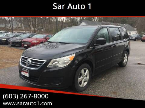 2009 Volkswagen Routan for sale at Sar Auto 1 in Belmont NH
