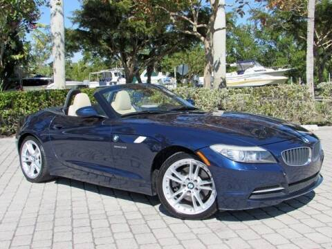 2009 BMW Z4 for sale at Auto Quest USA INC in Fort Myers Beach FL