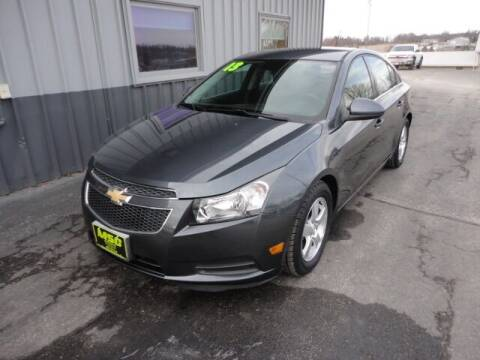 2013 Chevrolet Cruze for sale at Moss Service Center-MSC Auto Outlet in West Union IA