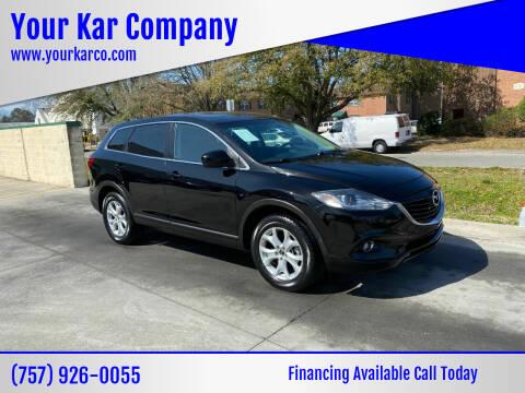 2013 Mazda CX-9 for sale at Your Kar Company in Norfolk VA