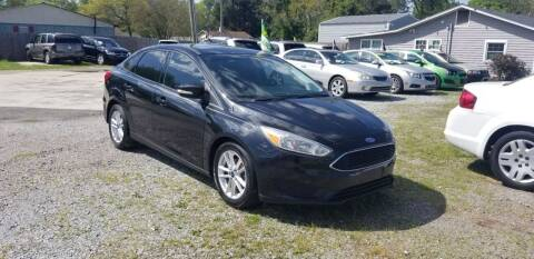 2015 Ford Focus for sale at Dick Smith Auto Sales in Augusta GA