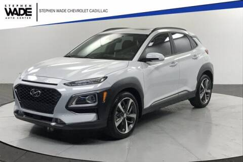 2020 Hyundai Kona for sale at Stephen Wade Pre-Owned Supercenter in Saint George UT