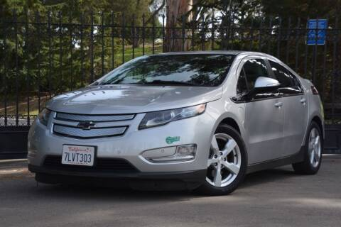 2015 Chevrolet Volt for sale at Milpas Motors in Santa Barbara CA