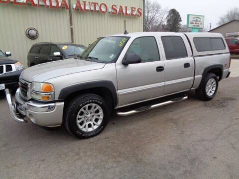 2007 GMC Sierra 1500 Classic for sale at De Anda Auto Sales in Storm Lake IA