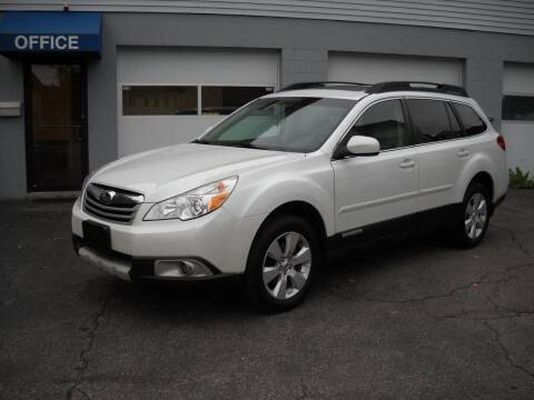 2012 Subaru Outback for sale at Best Wheels Imports in Johnston RI