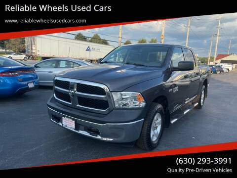 2015 RAM Ram Pickup 1500 for sale at Reliable Wheels Used Cars in West Chicago IL