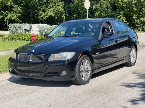 2010 BMW 3 Series for sale at L G AUTO SALES in Boynton Beach FL