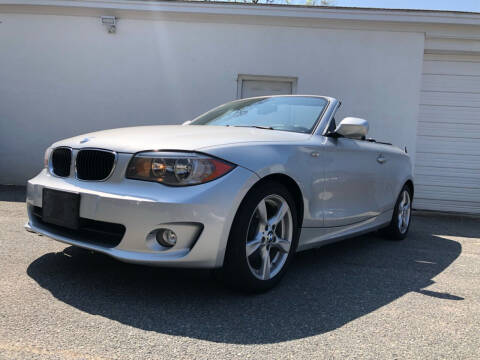 2012 BMW 1 Series for sale at HYANNIS FOREIGN AUTO SALES in Hyannis MA