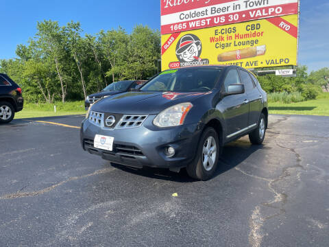 2013 Nissan Rogue for sale at US 30 Motors in Merrillville IN