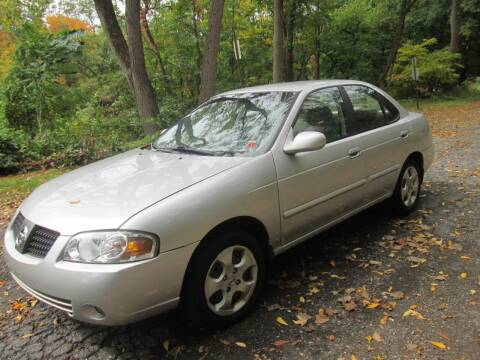 2006 Nissan Sentra for sale at Peekskill Auto Sales Inc in Peekskill NY