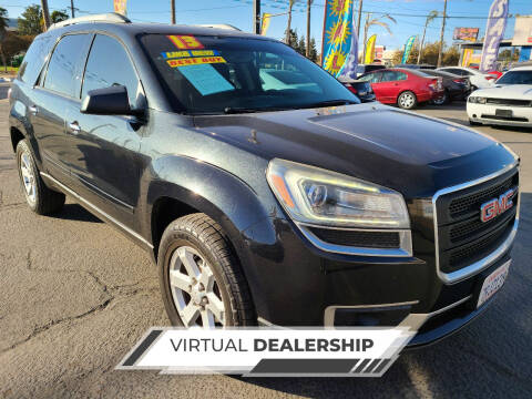 2013 GMC Acadia for sale at Super Cars Sales Inc #1 in Oakdale CA