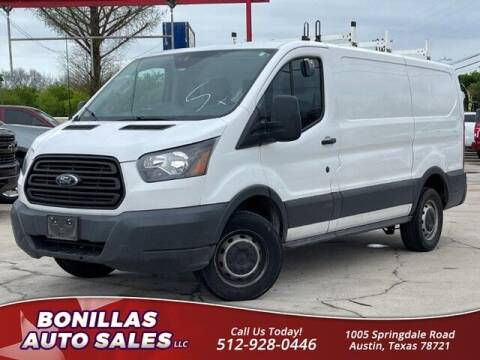 2017 Ford Transit Cargo for sale at Bonillas Auto Sales in Austin TX