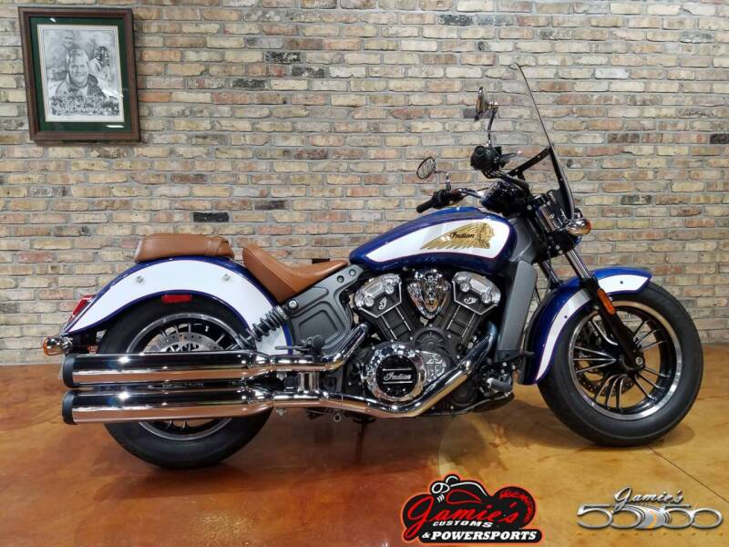 2018 Indian Scout® ABS