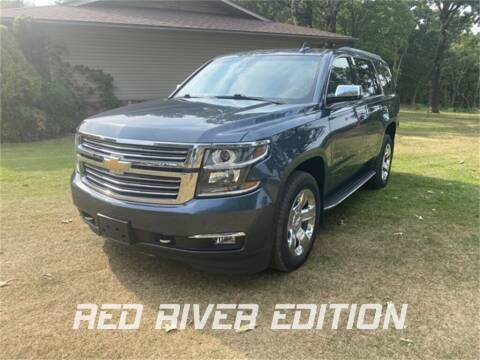 2019 Chevrolet Tahoe for sale at RED RIVER DODGE - Red River of Malvern in Malvern AR