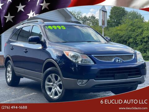 2011 Hyundai Veracruz for sale at 6 Euclid Auto LLC in Bristol VA