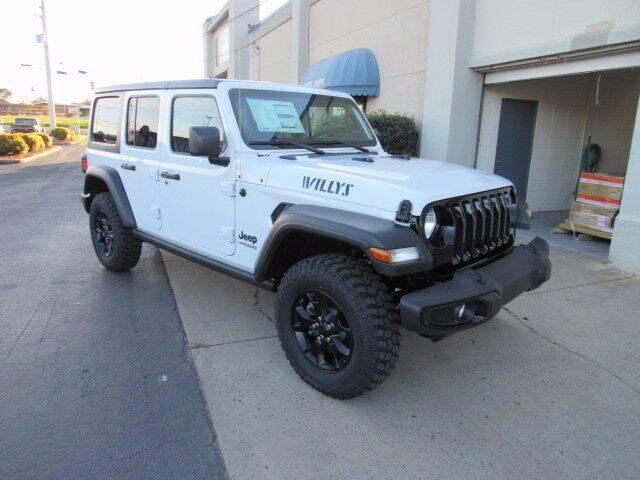 2021 Jeep Wrangler Unlimited for sale in Albertville, AL