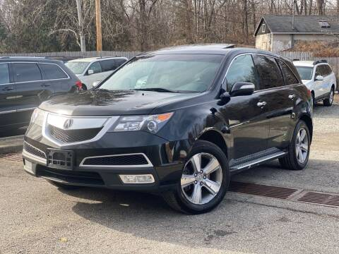 2013 Acura MDX for sale at AMA Auto Sales LLC in Ringwood NJ