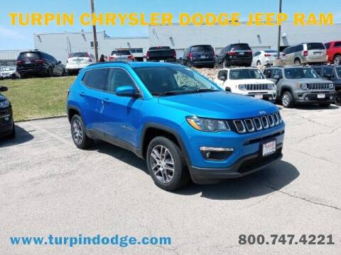 2020 Jeep Compass for sale at Turpin Dodge Chrysler Jeep Ram in Dubuque IA