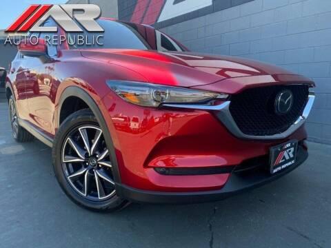 2017 Mazda CX-5 for sale at Auto Republic Fullerton in Fullerton CA