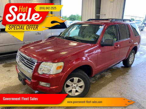 2009 Ford Explorer for sale at Government Fleet Sales in Kansas City MO