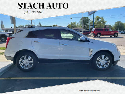 2015 Cadillac SRX for sale at Stach Auto in Janesville WI