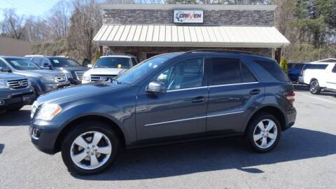 2011 Mercedes-Benz M-Class for sale at Driven Pre-Owned in Lenoir NC