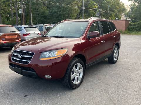 2008 Hyundai Santa Fe for sale at United Auto Service in Leominster MA