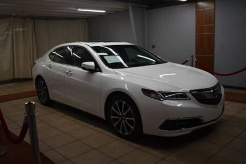 2016 Acura TLX for sale at Adams Auto Group Inc. in Charlotte NC