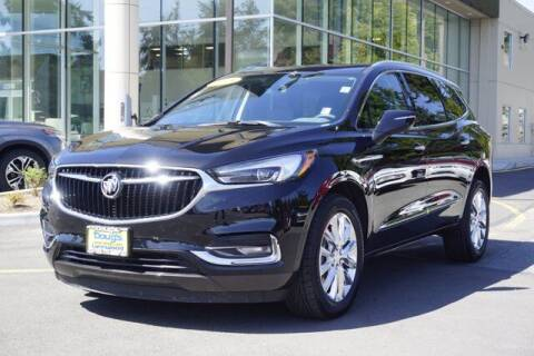 2018 Buick Enclave for sale at Jeremy Sells Hyundai in Edmunds WA