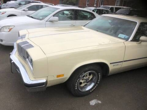 1976 Oldsmobile Cutlass for sale at Classic Car Deals in Cadillac MI