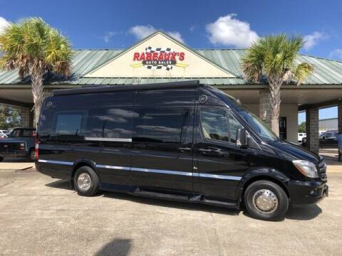 2017 Mercedes-Benz Sprinter Cargo for sale at Rabeaux's Auto Sales in Lafayette LA