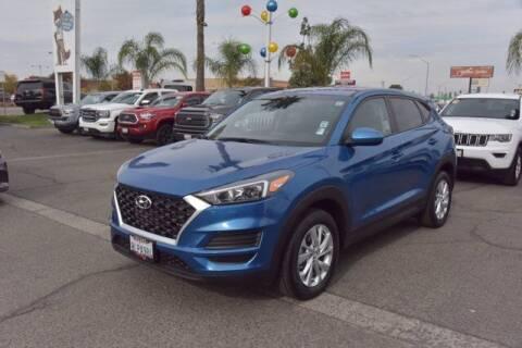 2019 Hyundai Tucson for sale at Choice Motors in Merced CA