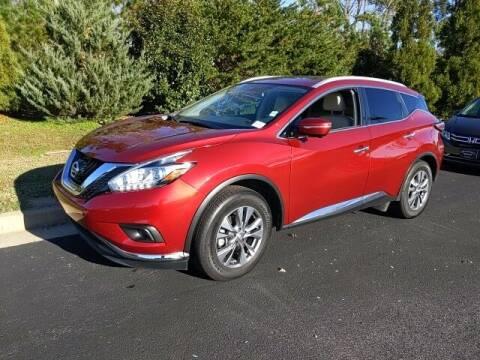 2015 Nissan Murano for sale at Lou Sobh Honda in Cumming GA