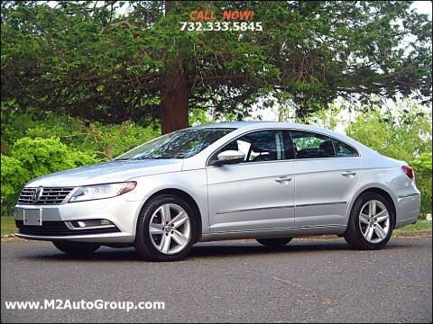 2014 Volkswagen CC for sale at M2 Auto Group Llc. EAST BRUNSWICK in East Brunswick NJ