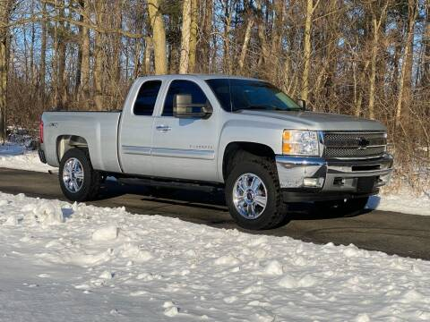 2013 Chevrolet Silverado 1500 for sale at CMC AUTOMOTIVE in Roann IN