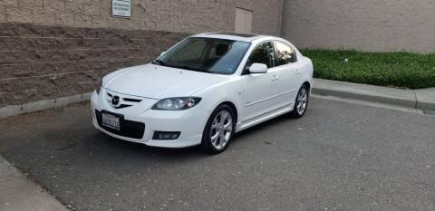 2008 Mazda MAZDA3 for sale at SafeMaxx Auto Sales in Placerville CA