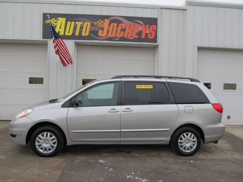 2007 Toyota Sienna for sale at AUTO JOCKEYS LLC in Merrill WI