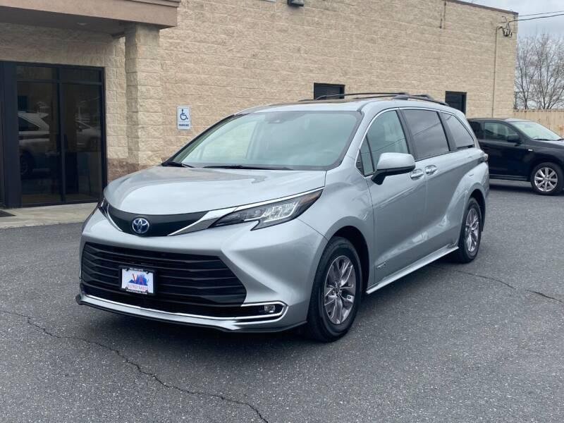 2021 Toyota Sienna for sale at Va Auto Sales in Harrisonburg VA