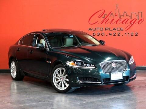 2013 Jaguar XF for sale at Chicago Auto Place in Bensenville IL