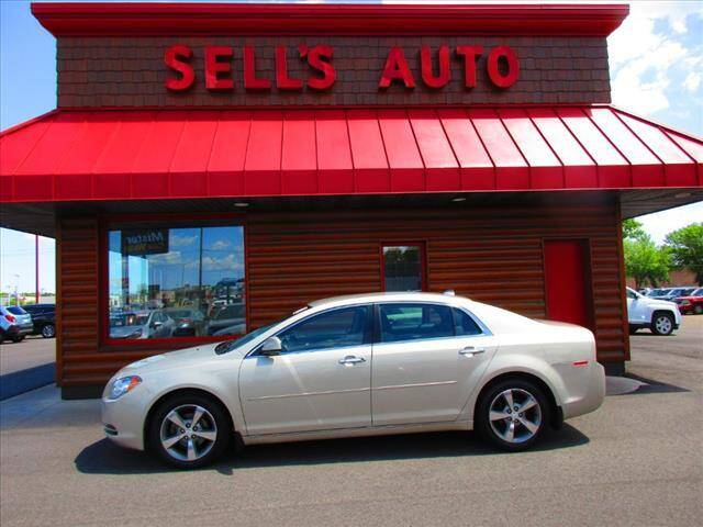 2012 Chevrolet Malibu for sale at Sells Auto INC in Saint Cloud MN