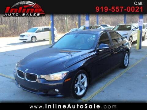 2014 BMW 3 Series for sale at Inline Auto Sales in Fuquay Varina NC