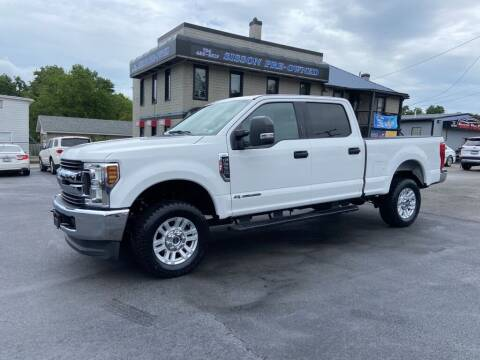2019 Ford F-250 Super Duty for sale at Sisson Pre-Owned in Uniontown PA