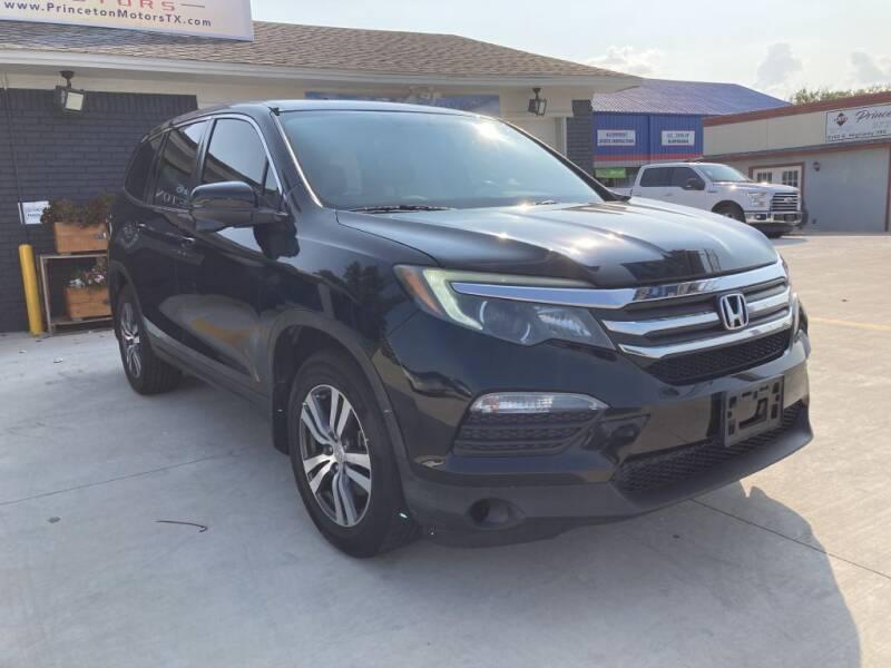 2016 Honda Pilot for sale at Princeton Motors in Princeton TX