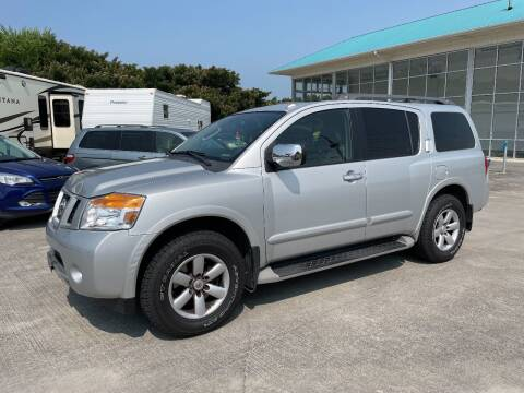 2012 Nissan Armada for sale at Autoway Auto Center in Sevierville TN