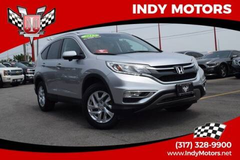 2015 Honda CR-V for sale at Indy Motors Inc in Indianapolis IN