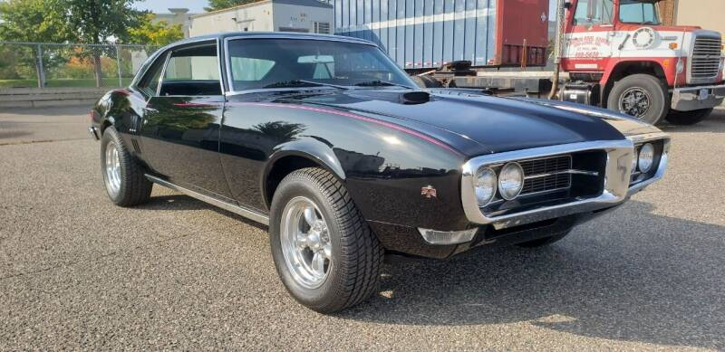 1968 Pontiac Firebird for sale at Midwest Classic Car in Belle Plaine MN