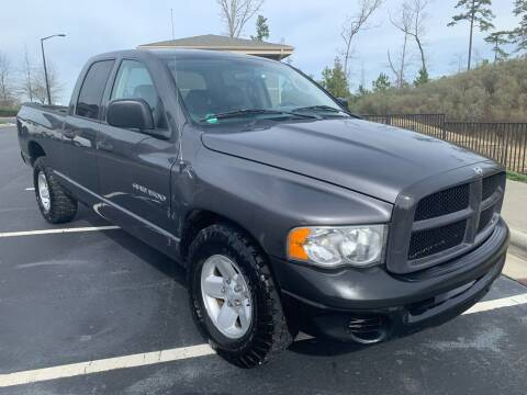 2003 Dodge Ram Pickup 1500 for sale at LA 12 Motors in Durham NC