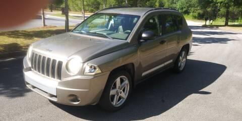 2007 Jeep Compass for sale at Georgia Fine Motors Inc. in Buford GA