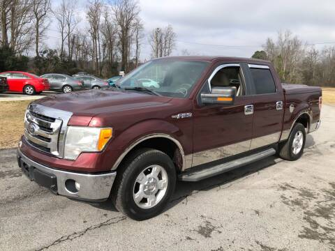 2010 Ford F-150 for sale at IH Auto Sales in Jacksonville NC