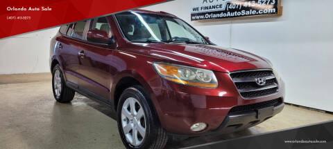 2009 Hyundai Santa Fe for sale at Orlando Auto Sale in Orlando FL